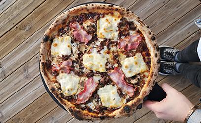 Image de Pizza du Marché