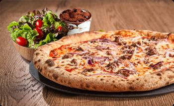 Image de Formule Pizza Iconique